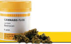 Cannabis flos SIMM 18from the Bureau voor Medicinale Cannabis - The Hague, The Netherlands